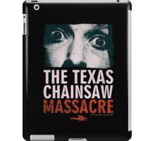 Texas Chainsaw Massacre Leatherface iPad Case/Skin