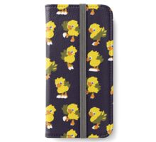 Chocobo iPhone Wallet/Case/Skin
