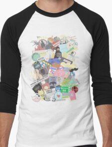 Ultimate Sherlock  Men's Baseball ¾ T-Shirt