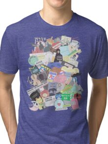 Ultimate Sherlock  Tri-blend T-Shirt