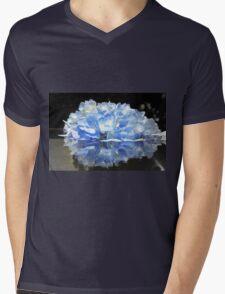 Reflection Mens V-Neck T-Shirt