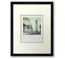 The Good Ole' Days Framed Print