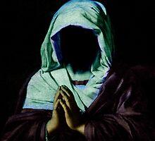 Praying. by - nawroski -