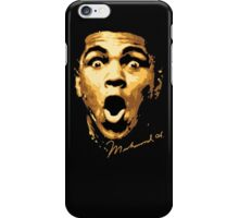 Muhammad Ali Face iPhone Case/Skin