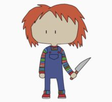 Chucky by katiesdoodles
