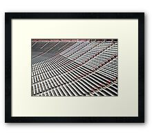 Stadium Framed Print