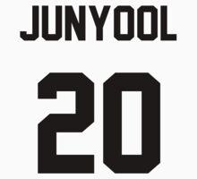 Stellar Junyool Jersey Kids Tee