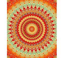 Mandala 075 Photographic Print