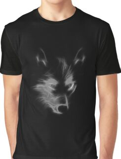 Ghost Wolf Graphic T-Shirt