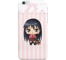 Chibi Sakaki iPhone Case/Skin