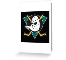 The Mighty Ducks Greeting Card