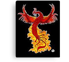 Phoenix Canvas Print