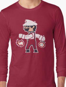 PLUMBER BETWEEN WORLDS T-Shirt