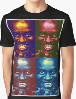 Ainsley Harriott Pop Art - Funny, Memes & Fashion Graphic T-Shirt