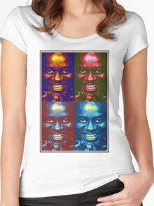 Ainsley Harriott Pop Art - Funny, Memes & Fashion Women's Fitted Scoop T-Shirt