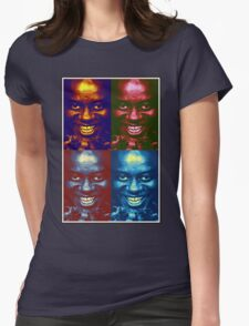 Ainsley Harriott Pop Art - Funny, Memes & Fashion Womens Fitted T-Shirt