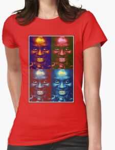 Ainsley Harriott Pop Art - Funny, Memes & Fashion Womens Fitted T-Shirt