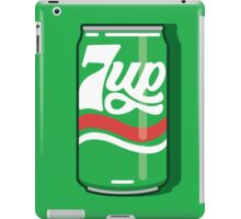 7 Up - Classic can iPad Case/Skin