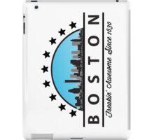 Boston Freaking Awesome Since 1630 iPad Case/Skin