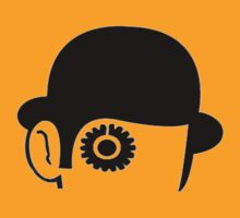 A CLOCKWORK ORANGE t-shirt by CaptainTrips