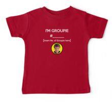 """I'm Groupie Number.... "" Joss Whedon's Dr. Horrible - Light Baby Tee"