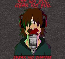 Speak No Change Unisex T-Shirt