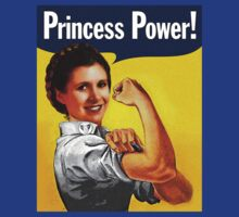 Princess Power! by adamcampen