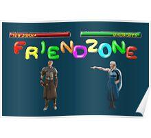 Mortal Friendzone Poster