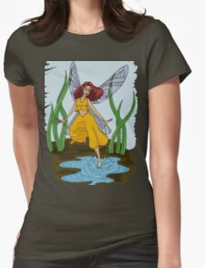 Fairy Frolics Womens Fitted T-Shirt