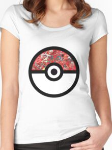 i choose you!!! Women's Fitted Scoop T-Shirt