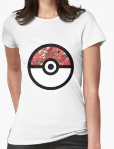 i choose you!!! Womens Fitted T-Shirt