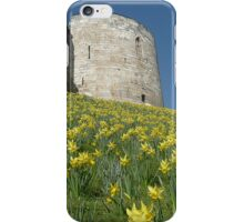 Clifford's Tower York iPhone Case/Skin