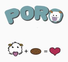 Poro + Cookie = <3 by Sockyy