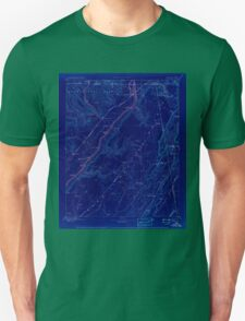 USGS TOPO Map Alabama AL Stevenson 305882 1895 125000 Inverted T-Shirt