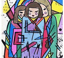 Three Sisters  by blakvyne