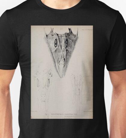 Proceedings of the Zoological Society of London 1848 - 1860 V4 Reptilia 042 Unisex T-Shirt