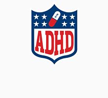 ADHD Shield Men's Baseball ¾ T-Shirt