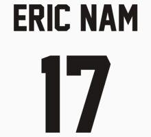 Eric Nam Jersey Kids Tee