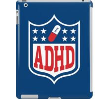 ADHD Shield iPad Case/Skin