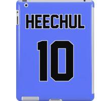 Super Junior Heechul Jersey iPad Case/Skin