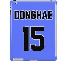 Super Junior Donghae Jersey iPad Case/Skin