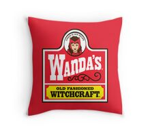 Wanda's Throw Pillow