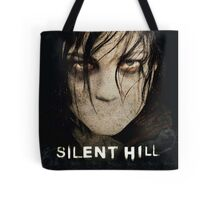 Silent Hill mouth Tote Bag