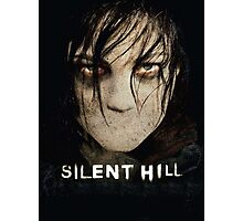 Silent Hill mouth Photographic Print