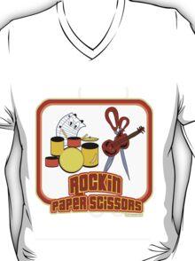 Rockin Paper Scissors T-Shirt