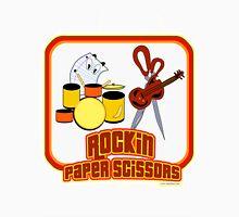 Rockin Paper Scissors Unisex T-Shirt