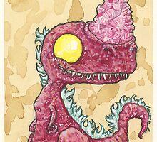 Baby Burntroxodon by joehavasy