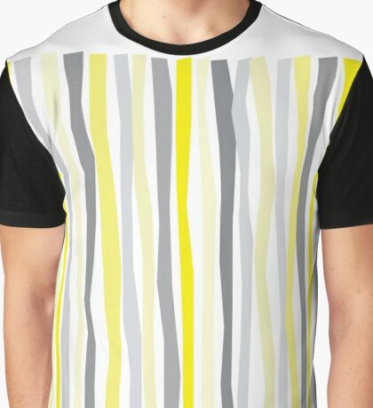 Lemon Delight on a Gray Day Graphic T-Shirt
