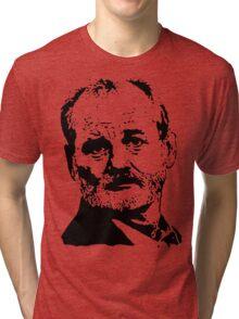Bill Face Tri-blend T-Shirt