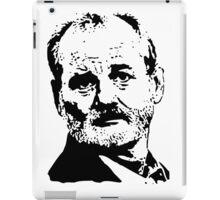Bill Face iPad Case/Skin